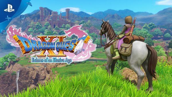 Dragon Quest XI full crack
