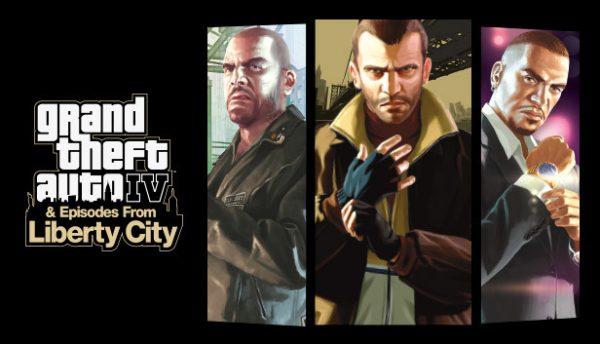 Grand Theft Auto IV Full Crack