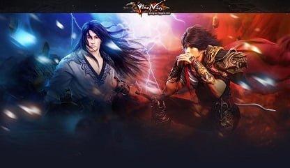 Webgame Phong Vân Vô Song Offline Việt Hóa H40