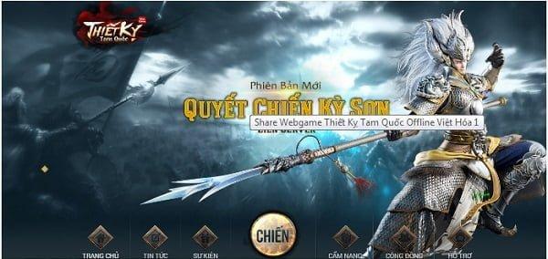Download game Thiết Kỵ Tam Quốc miễn phí cho PC