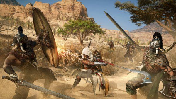 Assassin's Creed Origins crack pc