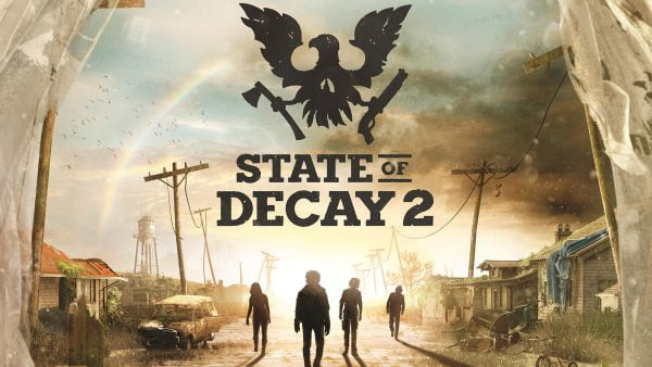 State of Decay 2 crack pc