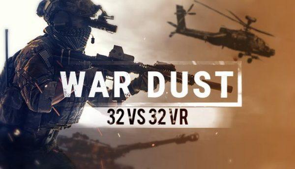 WAR DUST 32 vs 32 Battles free download