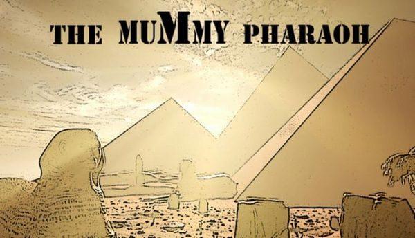 the mummy pharaohs crack
