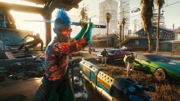 Tải game hành động Cyberpunk 2077 full crack miễn phí cho PC