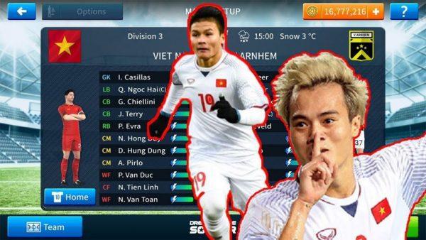 Tải game Dream League Soccer 2019 miễn phí mới nhất