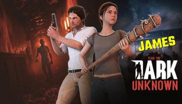 Tải game Fear the Dark Unknown: James full crack miễn phí cho PC