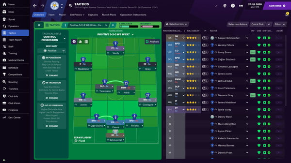 Download game Football Manager 2021 full crack miễn phí cho PC