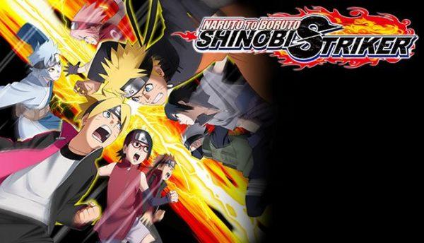 Tải game NARUTO TO BORUTO: SHINOBI STRIKER full crack PC