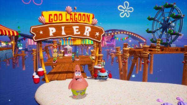 Game SpongeBob SquarePants: Battle for Bikini Bottom – Rehydrated crack PC
