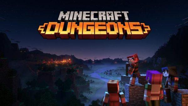 Tải game Minecraft Dungeons (v1.7.3.0) Full Crack PC miễn phí