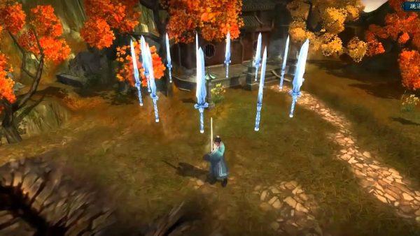 Tải Webgame Tân Tiên Kiến 3D Offline cho PC