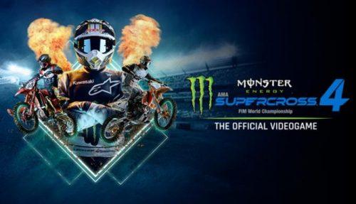 Monster Energy Supercross – The Official Videogame 4 full crack