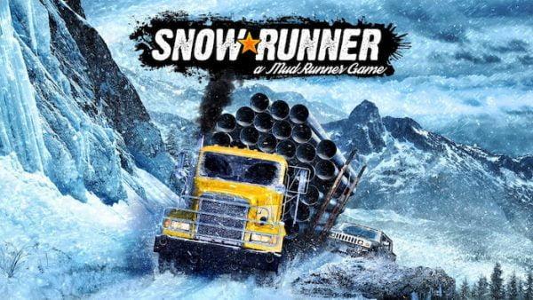 SnowRunner A MudRunner full crack