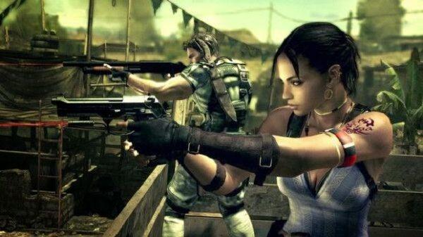 Resident Evil 5 Gold Edition Full crack
